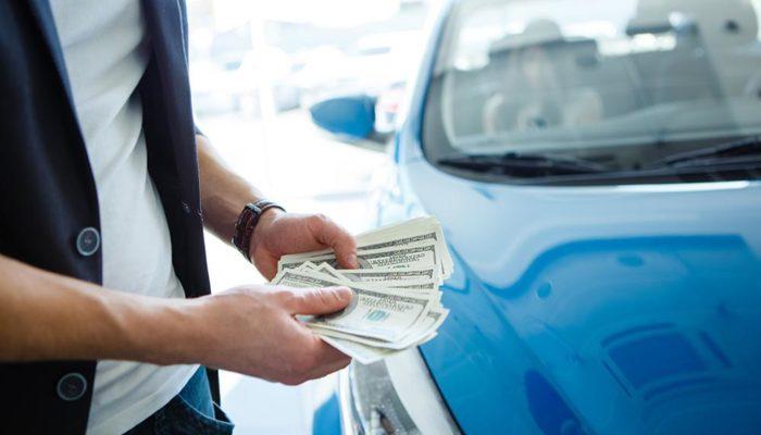 sprzedaż auta